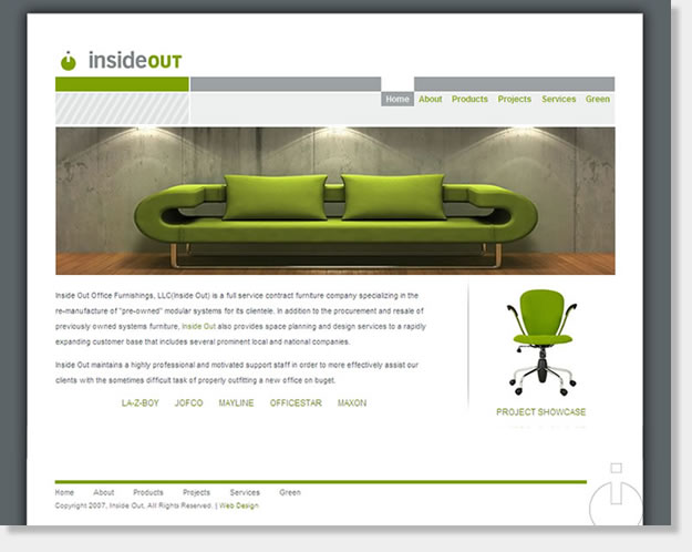 web design portfolio denver colorado website design